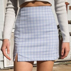 NEW Brandy Melville Cara skirt DUPE